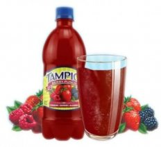 TAMPICO PUNCH FRUITS ROUGES
